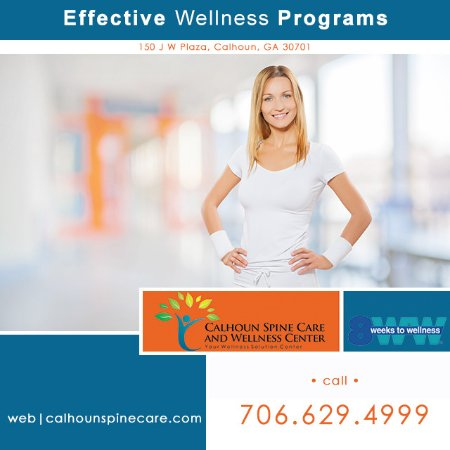 Calhoun Spine Care and Wellness Center