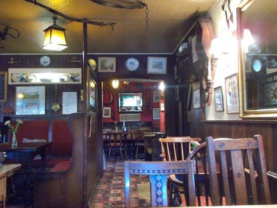 Clayton, UK: Dining area