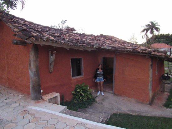 Muito Casa de pau a pique - Foto de Pousada Clima da Serra, Cunha  NV46