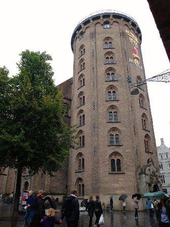Torre rotonda (Rundetaarn): Esterno Torre rotonda