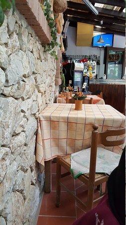Верджемоли, Италия: Antica Trattoria dell'Eremita