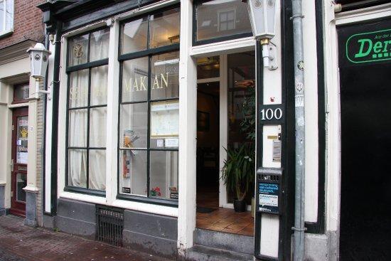 Selamat Makan Indonesisch Restaurant: voorstraat 100