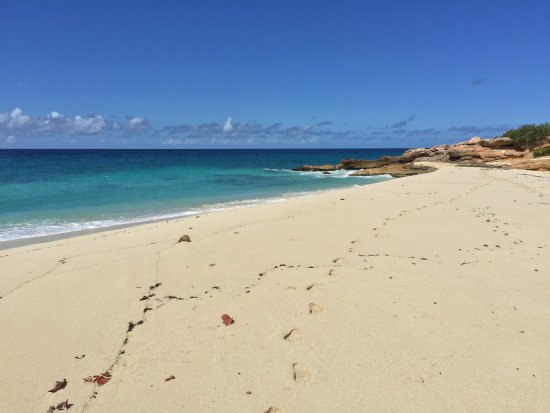 Cupecoy Bay, St Martin / St Maarten: Nearby Cupecoy Beach