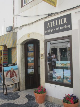 art atelier ALEGRIA