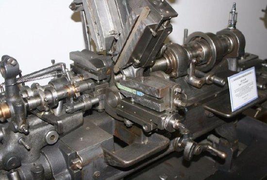 Musee du Tour Automatique et d'Histoire de Moutier