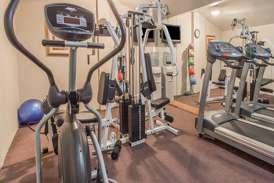 Days Inn Camp Springs Andrews AFB: Fitness Room