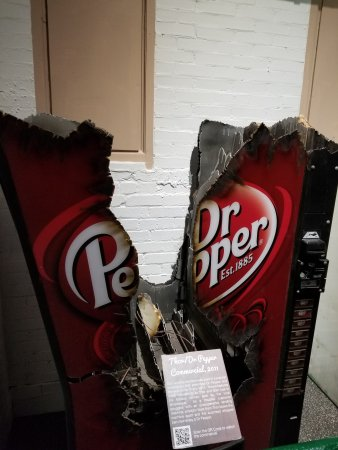 Dr Pepper Museum Photo