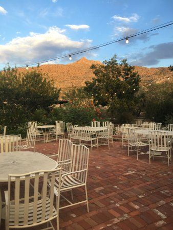 Sunland Park, NM: Patio