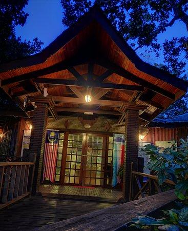 Entrance - Picture of Sipadan Mangrove Resort, Tawau - Tripadvisor