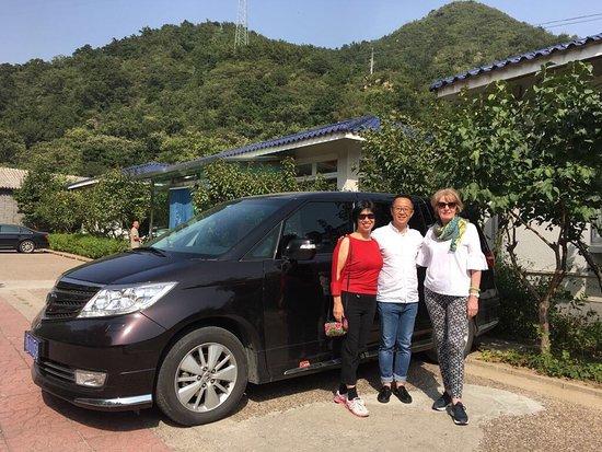 Foto de English speaking driver in Beijing