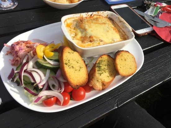 Little Fransham, UK: LASAGNE