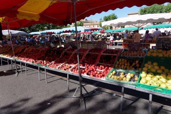 Provencal Market: marché