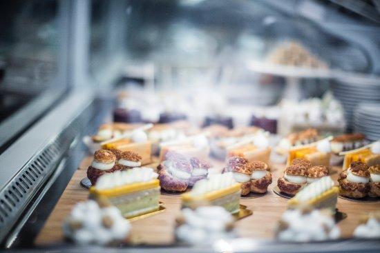 Chez Boulay-comptoir boréal: comptoir des dessert