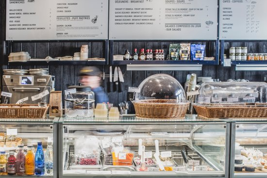 Chez Boulay-comptoir boréal: notre comptoir