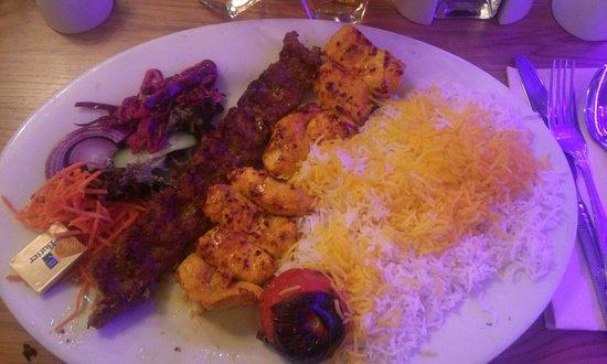 Kish Persian Restaurant London