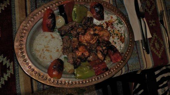 Mozaik Bahce: Mosaïc restaurant à Fethiye