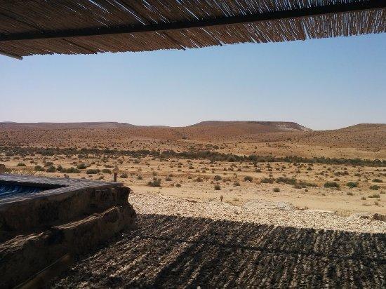 Sde Boker, إسرائيل: View from balcony