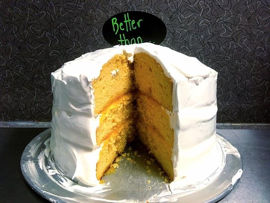 Better cafe cake sex than