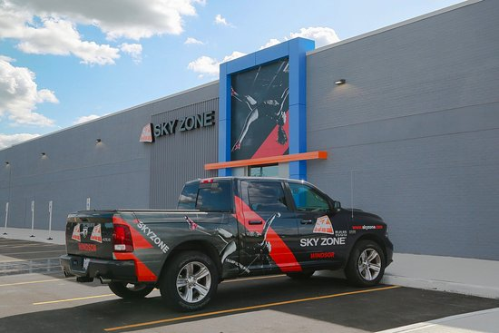 Sky Zone Windsor