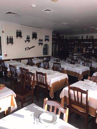 Restaurante restaurante o lagarteiro en none con cocina for Cocinas europeas