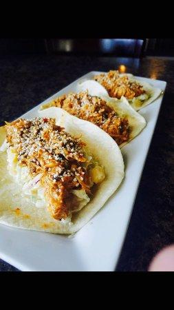 Ogdensburg, Estado de Nueva York: Korean BBQ Tacos (special)