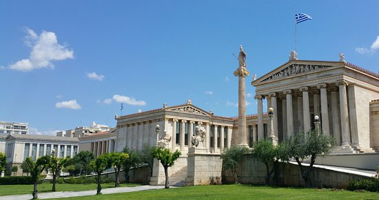 Nikos' Free Walking Tour in Athens