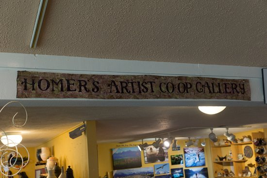 Ptarmigan Arts: The Cooperative that runs the store.