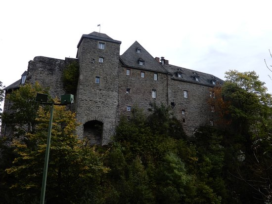 Stolberg, เยอรมนี: Schloss