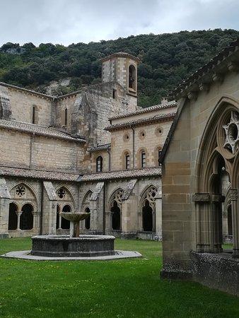 Abárzuza, España: Monasterio Iranzu