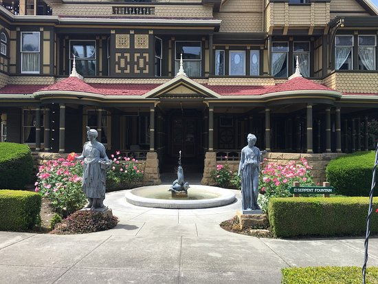 Photo of Winchester Mystery House in San Jose, CA, US