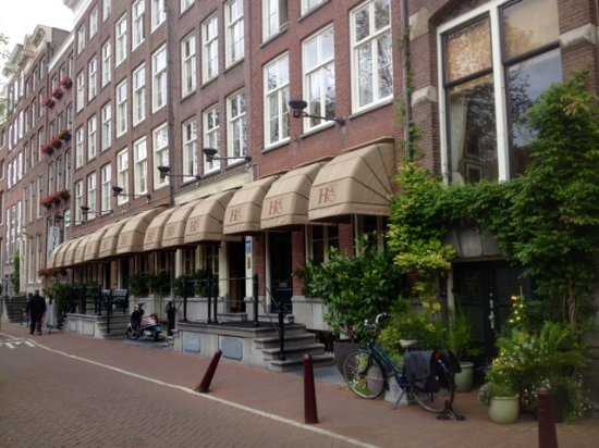 Estherea Hotel In Amsterdam