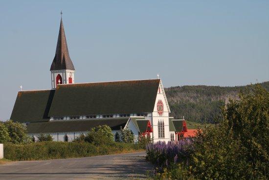 Trinity, Canadá: St Paul's Anglican Church