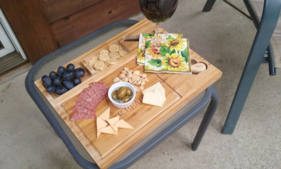 Arnold Black Bear Inn: Custom Cheese Board