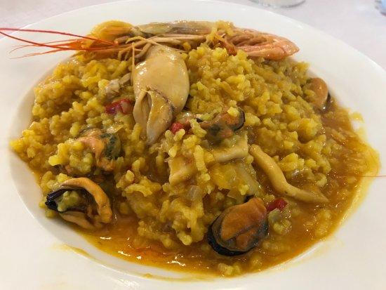 San Ciprian de Vinas, Ισπανία: Restaurante O Meu Lar