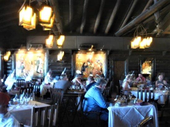 el tovar dining room reviews   Dining Area - Picture of El Tovar Lodge Dining Room, Grand ...