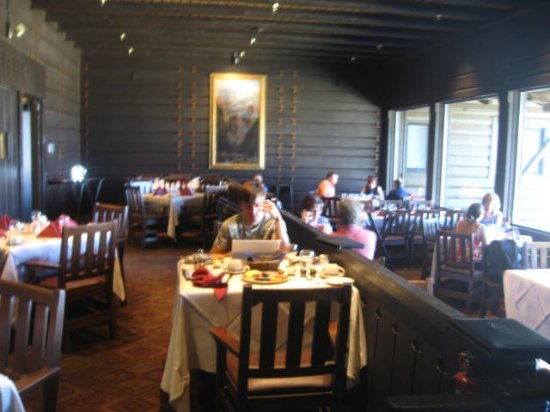el tovar dining room reviews   Dining Area with view of the Canyon - Picture of El Tovar ...