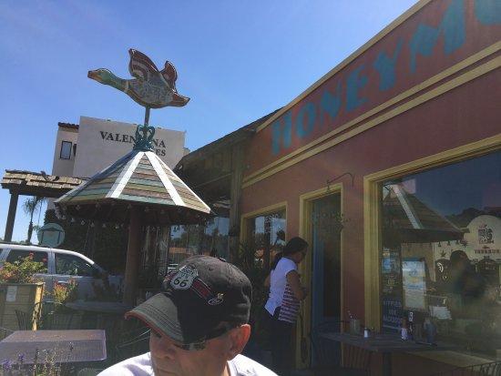 Honeymoon Cafe Pismo Beach