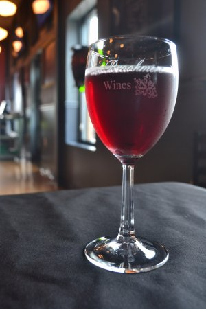 Milroy, PA: Local Brookmere wines. Enjoy $5 Wine every Wednesday
