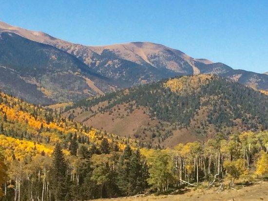 La Veta, CO: From the top of Cuchara Pass