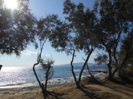 Kastraki, Grecia: The view