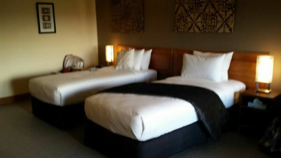 Carrington Resort: Standard room
