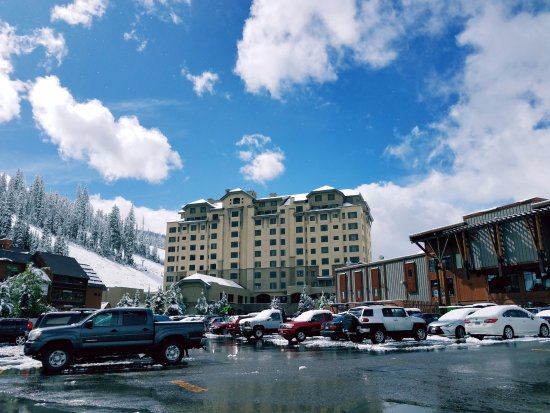 Big Sky, MT: Summit Lodge