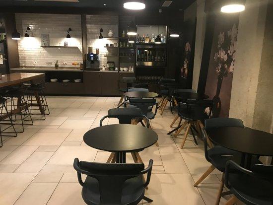 okko hotels lyon pont lafayette 2017 prices reviews. Black Bedroom Furniture Sets. Home Design Ideas