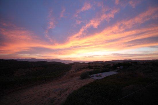 Soledad, Californien: Sunset