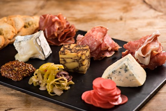 Litchfield's: Chef's Selection Charcuterie & Cheese Board