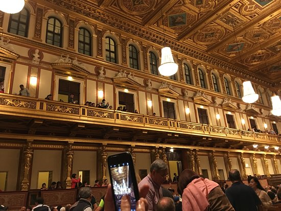 Photo of Theater Musikverein at Bosendorferstrasse 12, Vienna 1010, Austria