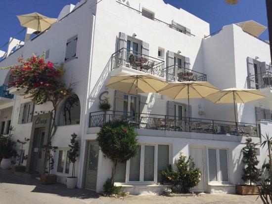 Foto de Boutique Hotel Glaros