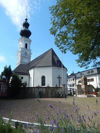 Faistenau, Austria: Roman Catholic parish church