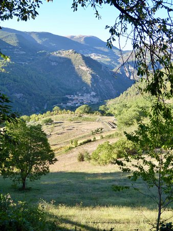 Vallo di Nera, Italy: Beautiful environment