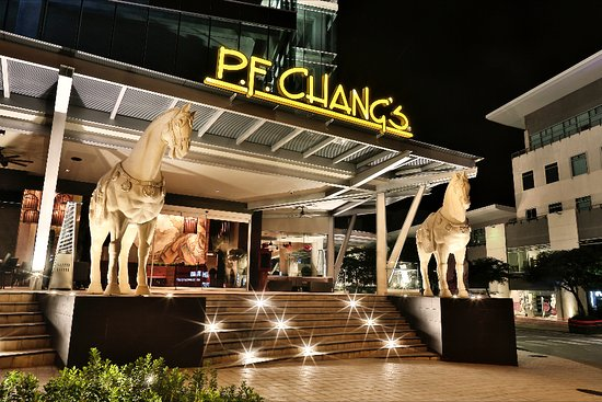 Image result for restaurante p.f. chang's costa rica san jose